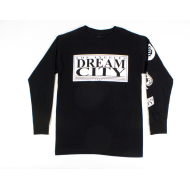 Supremacy Dream City Long Sleeve T-Shirt - Black
