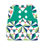 Flip Diaper Cover - Sierpinski - Limited Edition