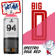 MTN 94 Spray Paint - Spectro Soul Red