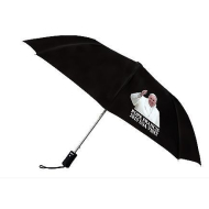 Pope Francis 2015 USA Visit Commemorative Folding Umbrella - Black