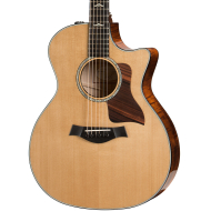 Taylor 614ce Grand Auditorium Cutaway Acoustic-Electric Guitar