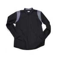 Publish Duke Long Sleeve Button Up