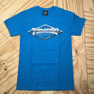 Diamond Emblem T-Shirt Blue