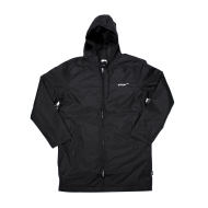 Stussy Insulated Long Hooded Coach Black