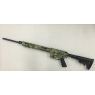 "REMINGTON 18"" AR15 WOODLAND CAMO - CONSIGNMENT"