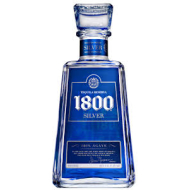 1800 - Tequila Blue Silver 1 Liter