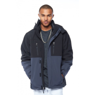 All-Weather 3-in-1 Jacket - Charcoal