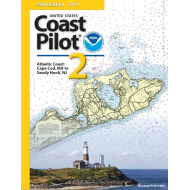 Coast Pilot 2: 46ED/2017 - Atlantic Coast: Cape Cod, MA to Sandy Hook, NJ