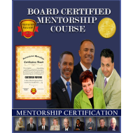 Board Certified Mentorship Course