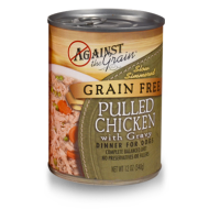 AGAINST THE GRAIN PULLED CHICKEN