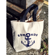 Edmonds Anchor Tote Bag