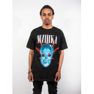 Mishka Leaf Of Agony T-Shirt - Black