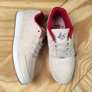 Accel Slim Shoe Asta White / Red