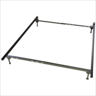 TWIN/FULL/QUEEN BED FRAME 47G RAILS