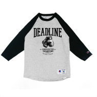 Deadline Gloves Raglan - Grey