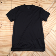 TECH SHIRT BLACK MD