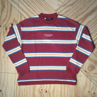 Canyon Crewneck Burgundy