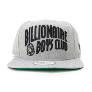 BBC Arch Snapback Heather