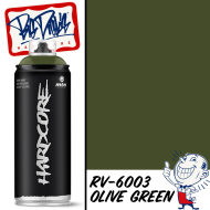 MTN Hardcore 2 Spray Paint - Olive Green RV-6003