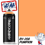 MTN Hardcore 2 Spray Paint - Pumpkin RV-208
