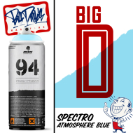 MTN 94 Spray Paint - Spectro Atmosphere Blue