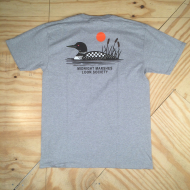 Marshes T-shirt Grey