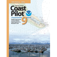 Coast Pilot 9: 34E/2016 Pacific and Arctic Coasts Alaska: Cape Spencer to Beaufort Sea