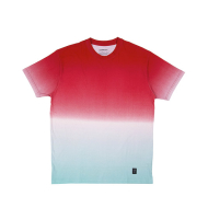 Akomplice Sunset Dye T-Shirt - Multi