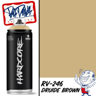 MTN Hardcore 2 Spray Paint - Druid Brown RV-246