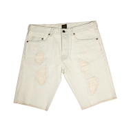 10 Deep Brain Damage Distressed Shorts