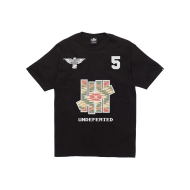 Undefeated Plains T-Shirt - Black