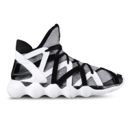 Y-3 KYUJO HIGH BLACK-WHITE