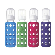 LifeFactory 9 oz Baby Bottle