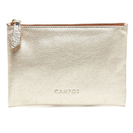 Campos Leather Clutch