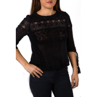 DIANE KNIT SWEATER TOP