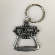 Diamond Logo Keychain Bottle Opener