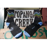 Topanga Creek Outpost Socks (Wool)