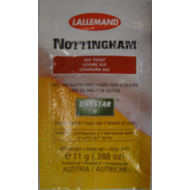 LALLEMAND NOTTINGHAM ALE BREWING YEAST 11 GRAM