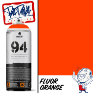 MTN 94 Spray Paint - Fluor Orange