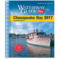 WG Waterway Guide Chesapeake Bay and Delaware Bay 2017
