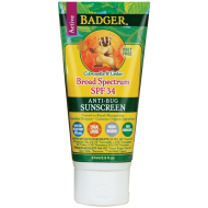 Badger SPF 34 Anti-Bug Sunscreen