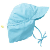 i Play Classics Flap Sun Protection Hat Aqua