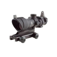 TRIJICON ACOG 4X32 SCOPE AMBER TRITIUM RETICLE