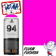 MTN 94 Spray Paint - Fluor Fuchsia