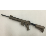 "LWRC TRICON 14.7"" AR15 LIMITED EDITION FDE - CONSIGNMENT"