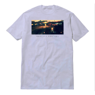 Quality Control Tee - Dolores 2 - White