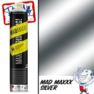 MTN Mad Maxxx Spray Paint - Silver