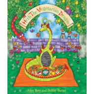 Barefoot Books Herb The Vegetarian Dragon by Jules Bass and Debbie Harter Paperback