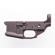 NOVESKE GEN 3 MULTI CAL BILLET LOWER BLACK ANODIZED