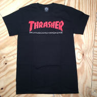 Two Tone Sk8 Mag T-Shirt Black